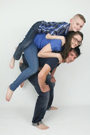 Trim's Family Photo Shoot