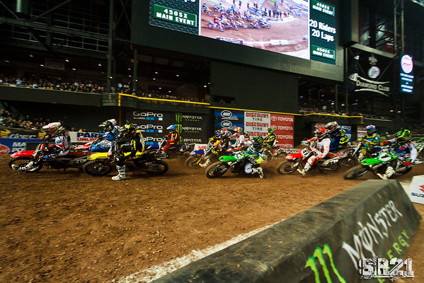 2013 Phoenix Sx | 450 Main Event