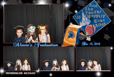 Alexia's Graduation