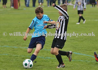 U11's Thimblemill United v Wyrley Juniors Panthers