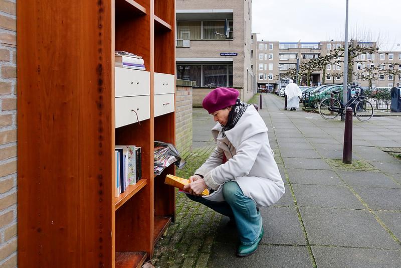 Amsterdam, architectenbuurt, 4 februari 2016, foto: Katrien Mulder