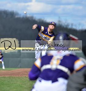 Laker Baseball vs Waynesville 4/6/17