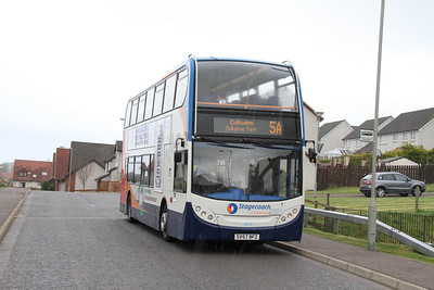 Stagecoach in the Highlands