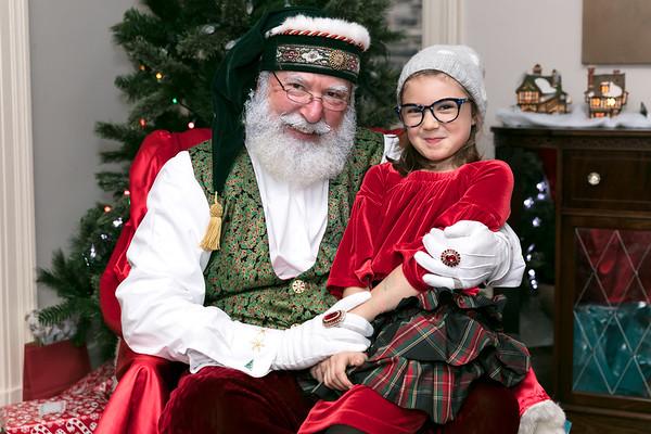 2017 O'Connor Christmas with Santa 03dec2017