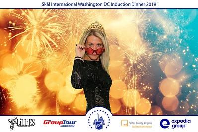 Skål International Washington DC Induction Dinner 2019