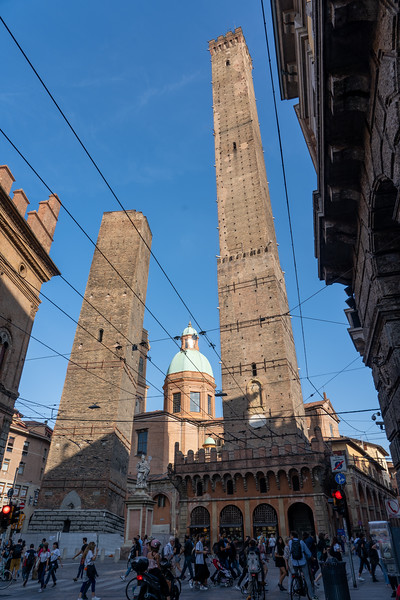 Two Towers in Bologna