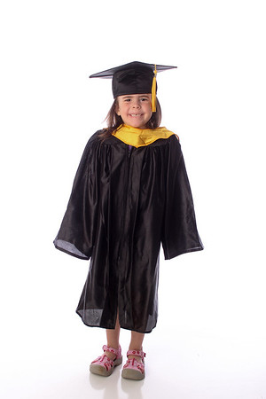 Valdese Pre K Graduation 2013