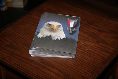 Eagle Ceremony 10.4.09