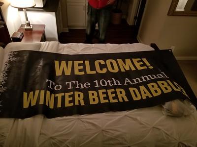 Winter Beer Dabbler 2019