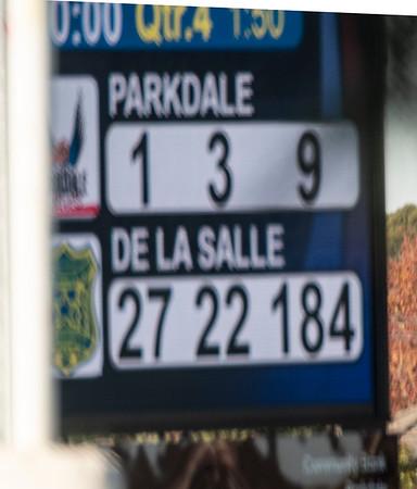 21 may 21 De la Salle / Parkdale Vultures