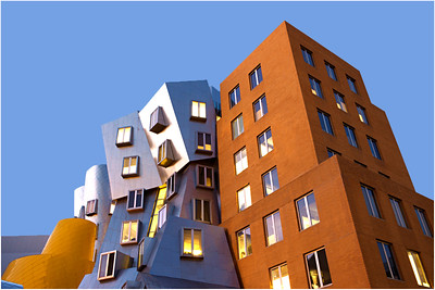 Boston Architecture and Design - Frank Gehry