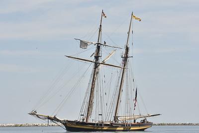 Tall Ships Festival Monday, July 15, 2019