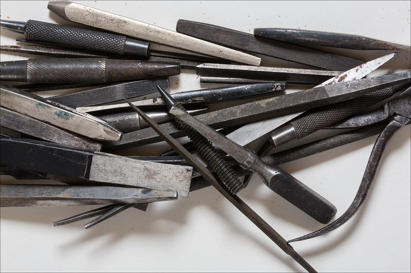 Printer's tools