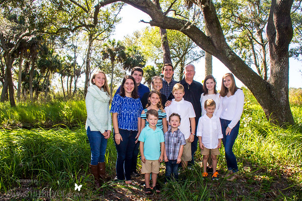 Adams Family grandkids 2017