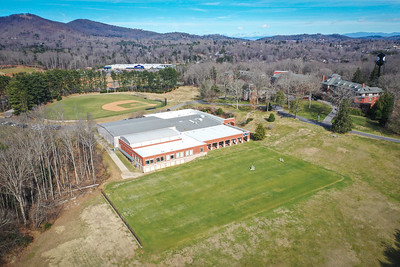 Drone Photos of Campus