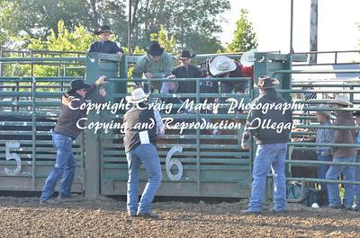 09-14-14 Steer Riding Bareback