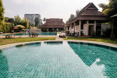 Centre of Universe - Swimming Pool - Chiang Mai