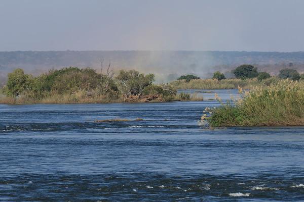 2017 Victoria Falls Zambia Zimbabwe