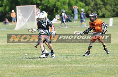 (Third Grade Boys) Northport Team Tiger vs. LMYL  TP