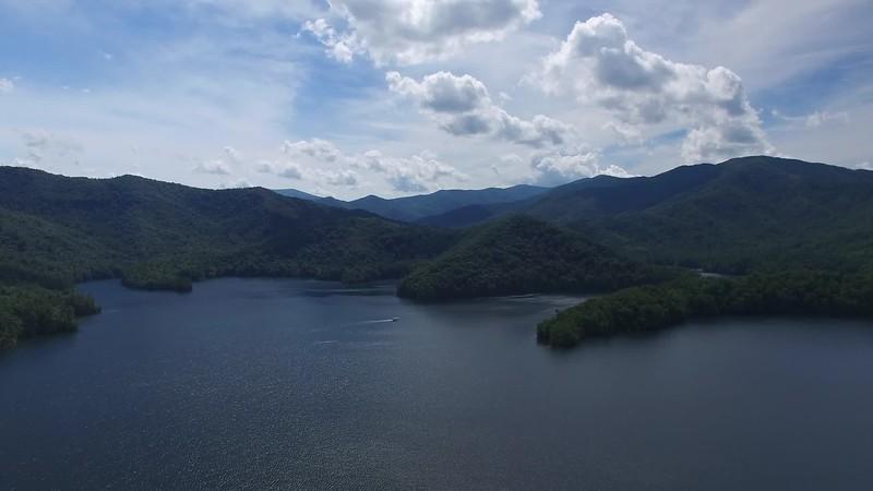20190624 Lake Santeetlah Drone Video 002.MP4