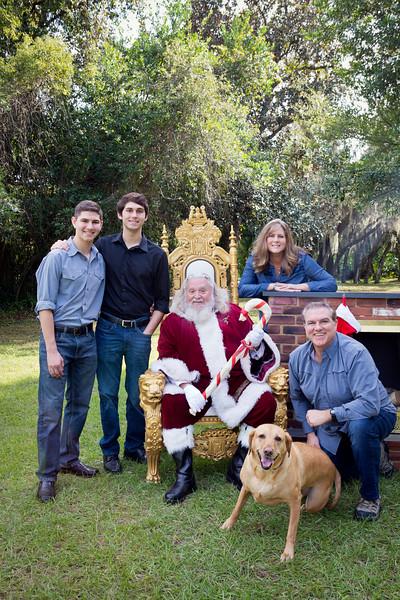 Santa Minis 2018: The Kehrmeyer Family!