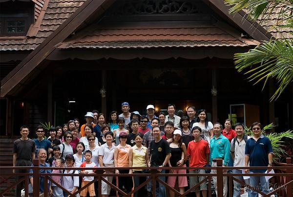 Taman Negara with MOTHS 2009