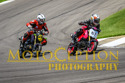 Race 2 - Grom Cup, Minis