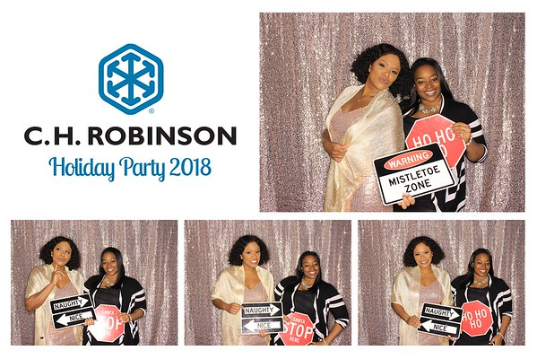 "C.H. Robinson ""Holiday Party 2018"""