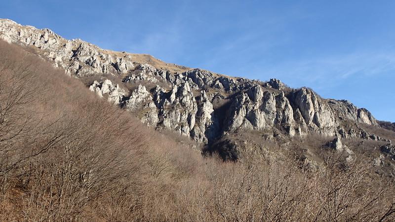 Monte Galero ridge