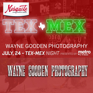 Mesquite Championship Rodeo July 24