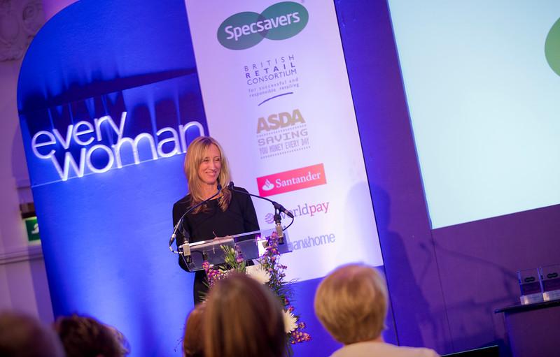 2014 Specsavers everywoman in Retail Ambassador Programme. 23rd September 2014. The Waldorf Hilton Hotel London.