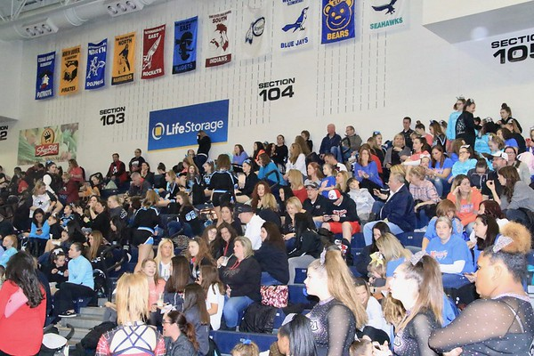 24 March 2018- NCA Northeast Classic - Toms River