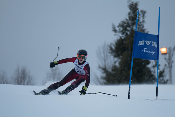 2019 High School Giant Slalom