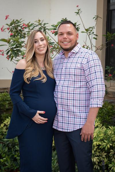 Michelle & Daniel Baby Shower 2-24-18