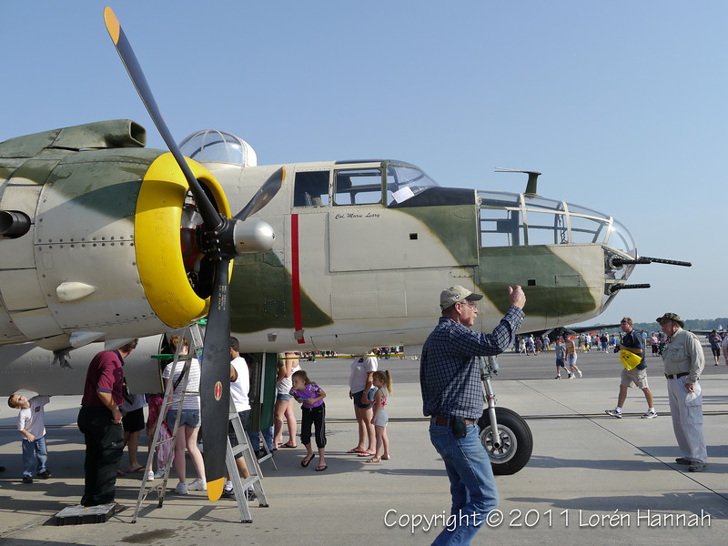 "Killer ""B"" & Warbird Restorer Tom Reilly"