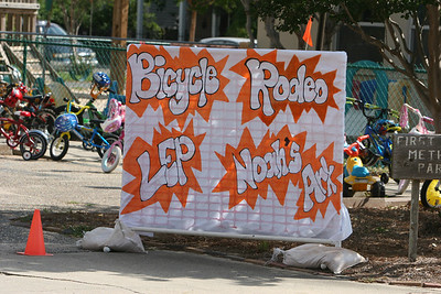 Preschool Bicycle Rodeo