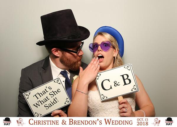 Christine & Brendon's Wedding