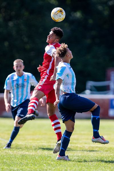 Highgate FC vs Coventry Sphinx 4th August 2018