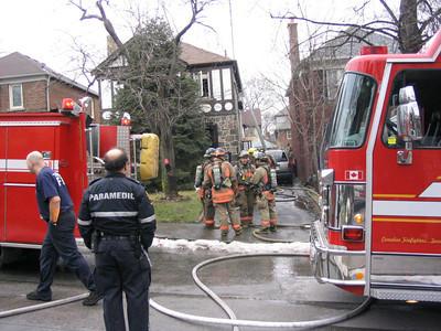 January 3, 2005 - 2nd Alarm - 25 Shields Ave