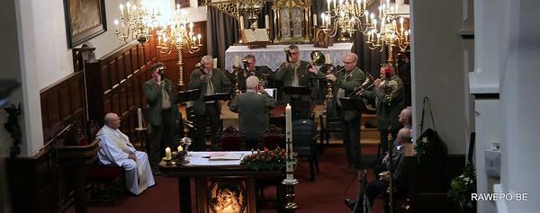 20141108  St Hubertusviering Weelde