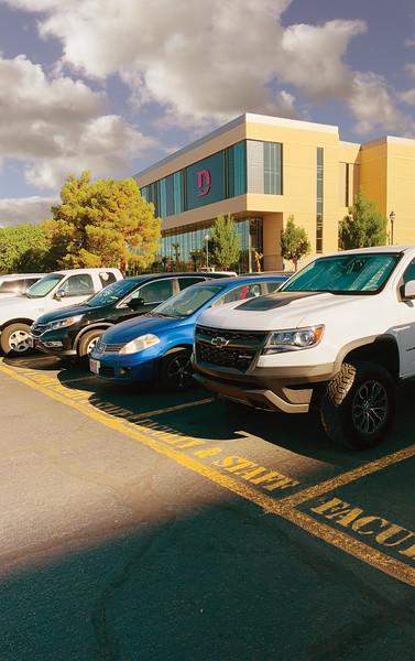 Parking Lots 2020