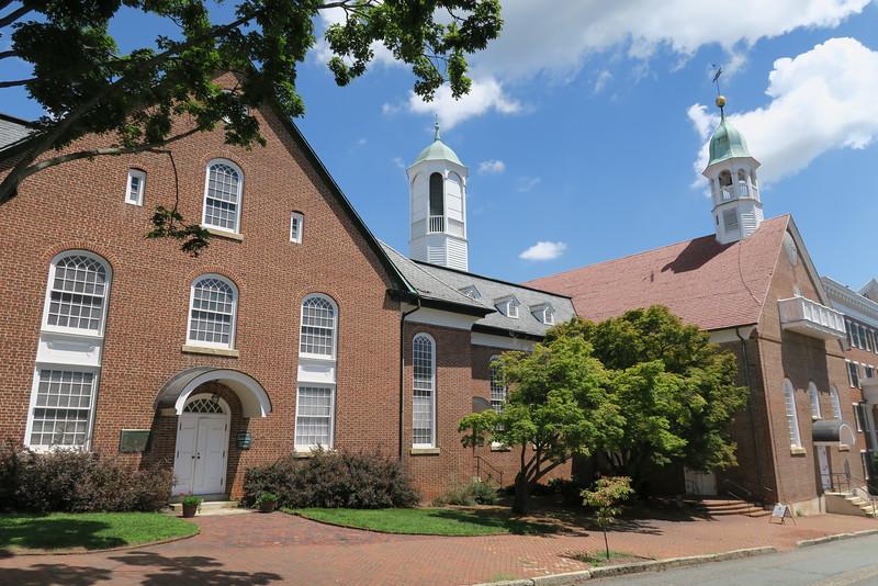 Home Moravian Church (ca. 1800)