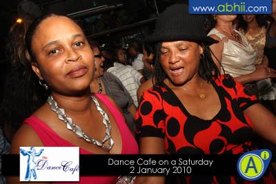 Dance Cafe - 2nd Jan 2010