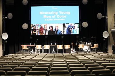 iMentor Mentoring Men of Color Panel Keyshots