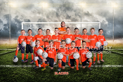 2019 Spring Soccer- U10 Boys