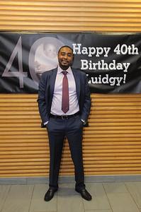 Luidgy's 40th Birthday