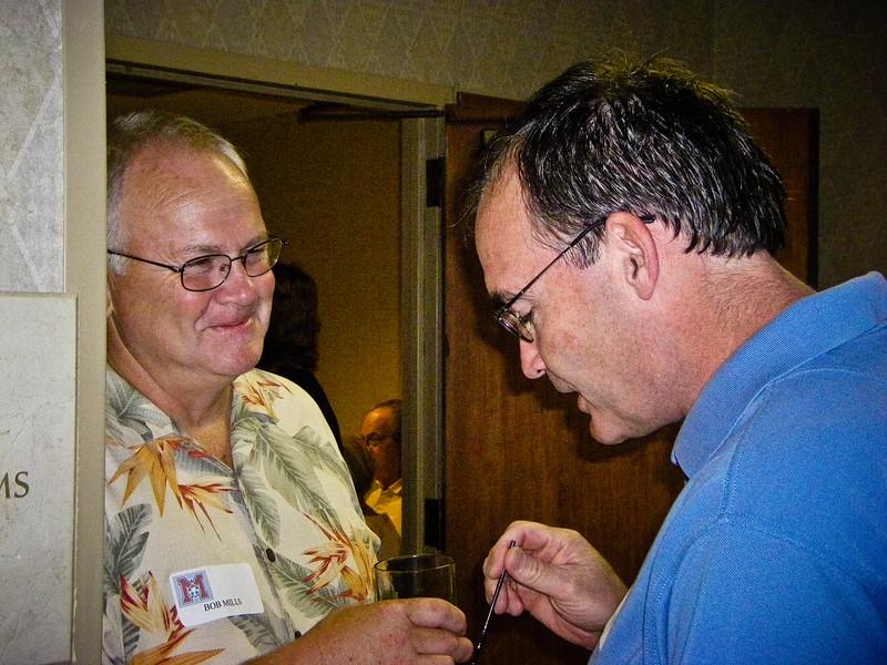 Bob Mills, Mike Culhane