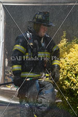 20130708 - Westbury - House Fire