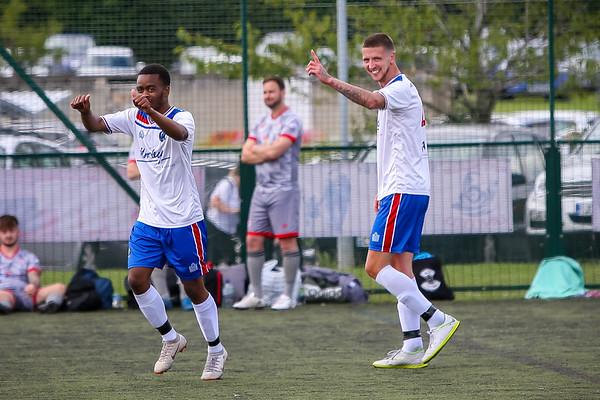 Group 1 Game 6 - Supporting Charities v Gosham Rangers