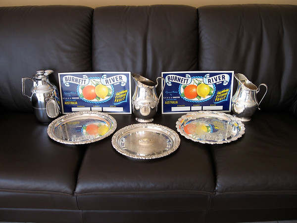 2007 May Citrus Trophies